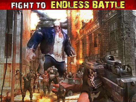 Zombie Battles- Shoot Zombies screenshot 1