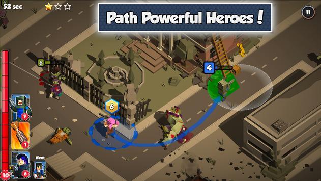 Zombie Warpath screenshot 1