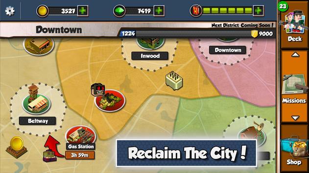 Zombie Warpath screenshot 4