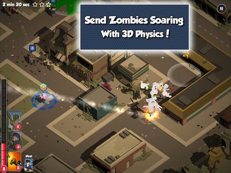 Zombie Warpath screenshot 5