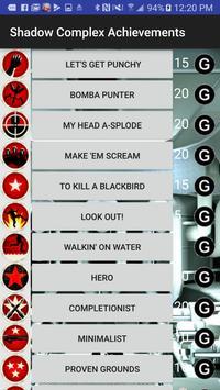 Achievements 4 Shadow Complex poster