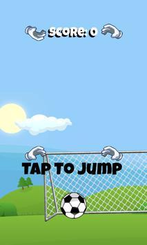 Jumping Soccer Ball apk screenshot