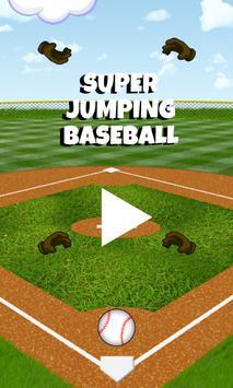 Super Jumping Baseball poster