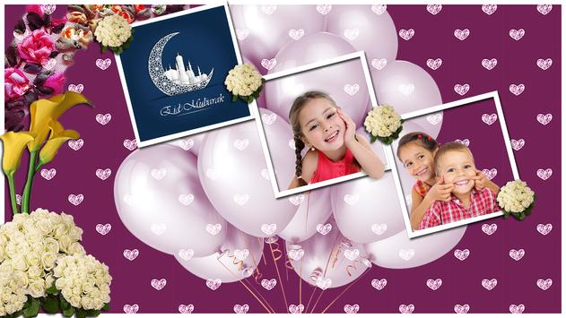 EID Photo Editor Frames - Pic Effects Cards poster