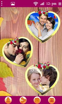 Love Couple Photo Frames – Romantic Love Photo poster