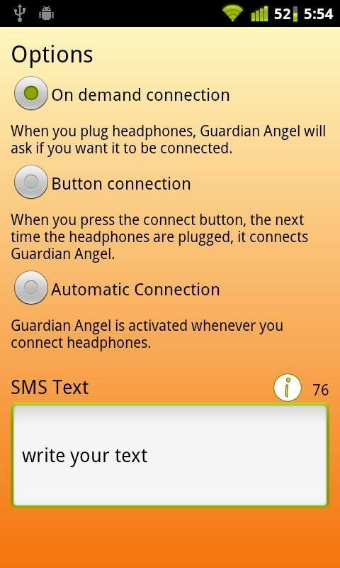 Guardian Angel for Android - APK Download