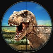 Dino Deadly Hunter Assault: Dinosaur Hunting Game icon
