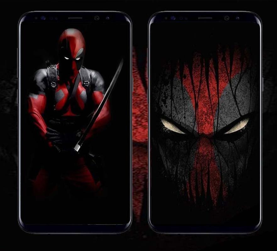 Deadpool Superhero Wallpaper HD para Android - APK Baixar