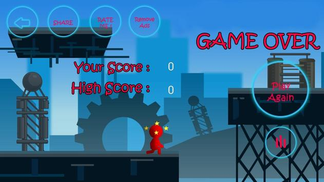 Stickman Dead-Pool apk screenshot