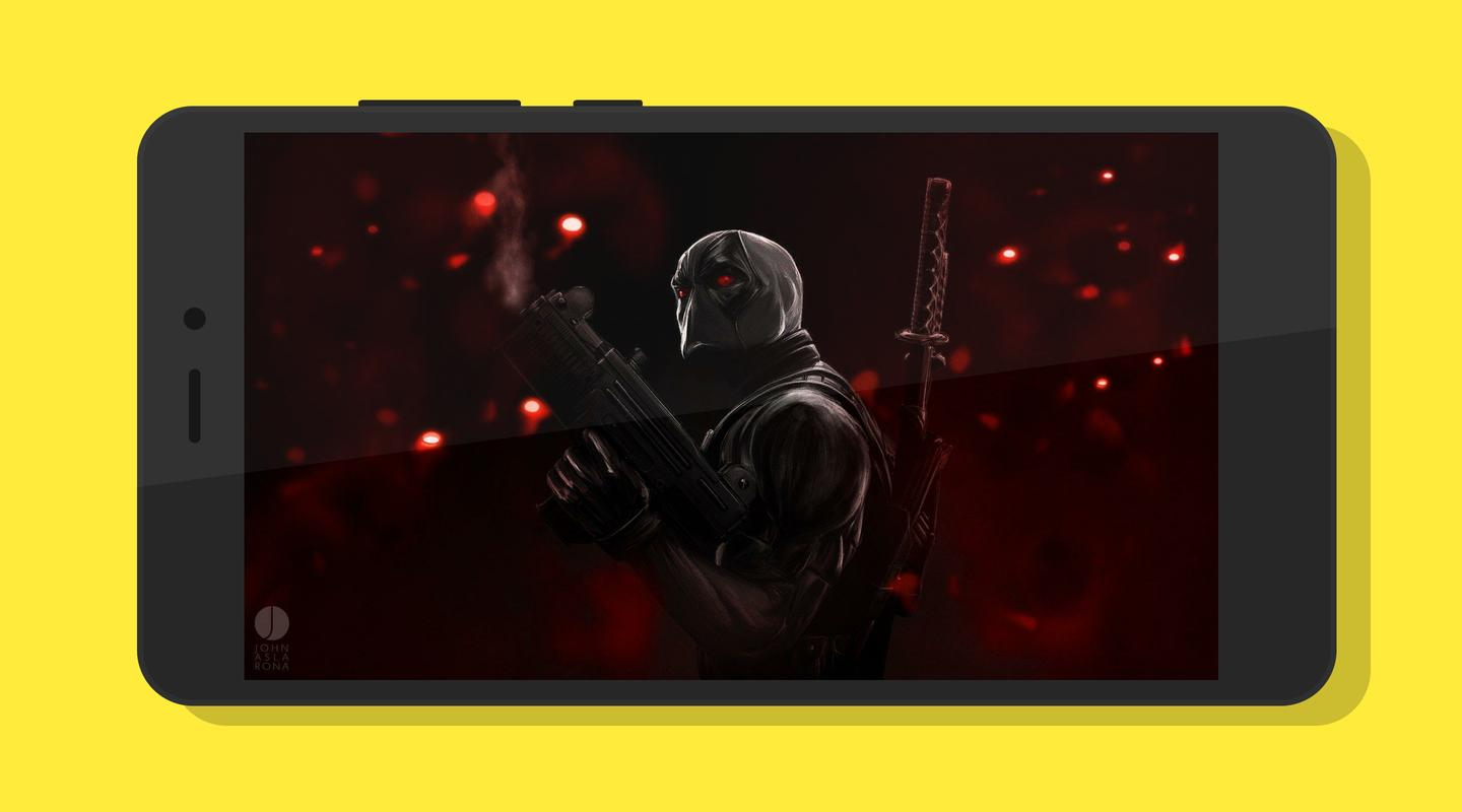 Deadpool Wallpapers App Hd 3d 4k For Android Apk Download