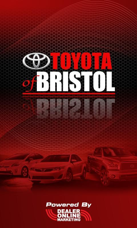 Toyota Of Bristol For Android Apk Download