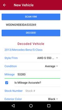 DealerHawk Mobile screenshot 1