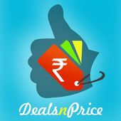 Deals N Price - Earn Cashback icon
