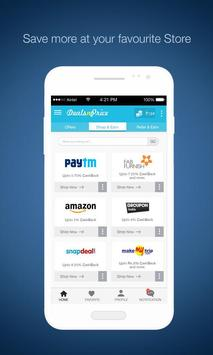 Deals N Price - Earn Cashback screenshot 1