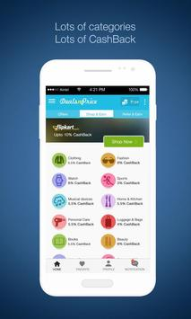 Deals N Price - Earn Cashback screenshot 2