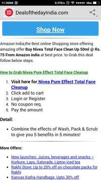 DealoftheDayIndia - Best Deals screenshot 3