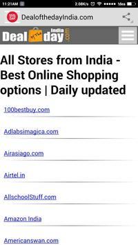 DealoftheDayIndia - Best Deals screenshot 4