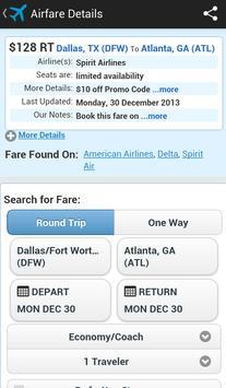 FlightDeals screenshot 5