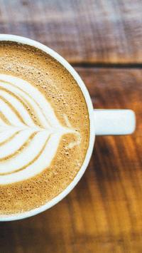 Coffee Wallpaper poster