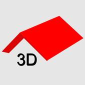 House Design 3D icon