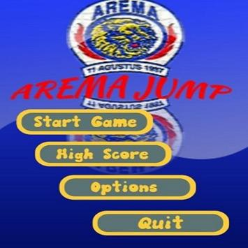 Arema Jumping poster