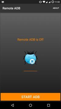 Remote ADB poster