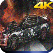 death race4 wallpapers icon
