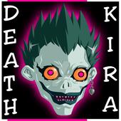 KIRA DEATH icon