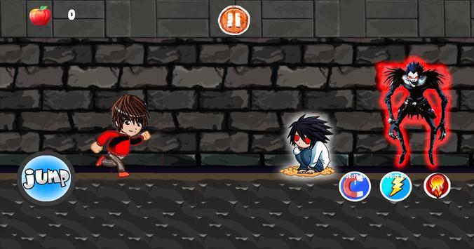 KIRA DEATH apk screenshot