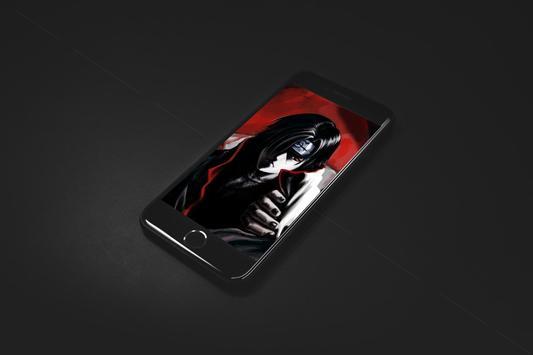 Itachi Uchiha Wallpapers HD 4K screenshot 5
