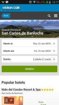 Hotels in San Carlos Bariloche poster