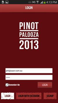 PinotPalooza poster