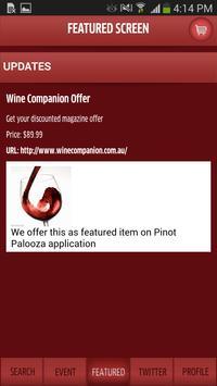 PinotPalooza apk screenshot