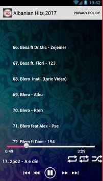 Albanian Hits / Muzik shqip screenshot 1
