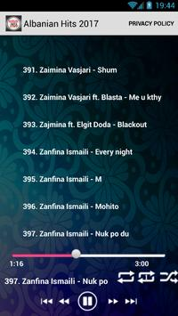 Albanian Hits / Muzik shqip screenshot 5