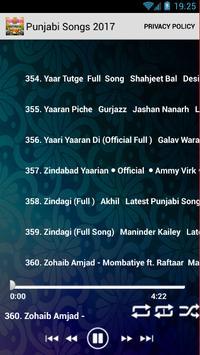 Punjabi Songs 2017 New mp3 screenshot 5