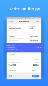 invoice now with debitoor apk download free business app for