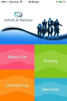 MAVIS & Partners poster