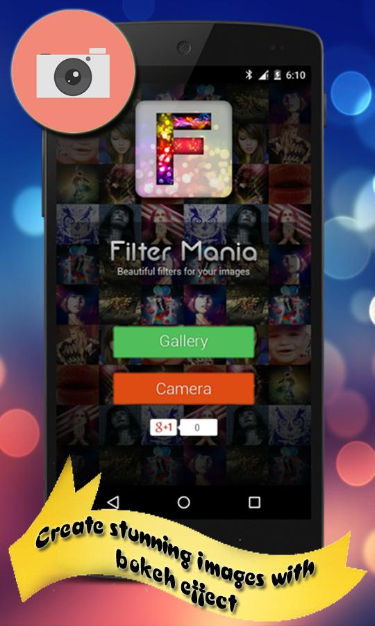 Bokeh Effect Photo Editor For Android Apk Download