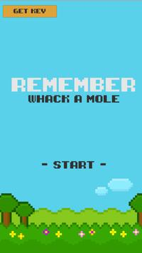 remember  whack-a-mole poster