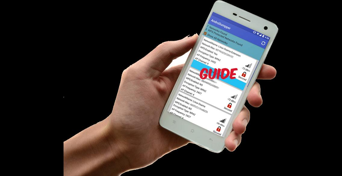 Wifi Androdumpper WPS connect Tips Pro for Android - APK