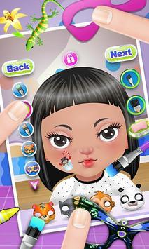 Baby Face Art Paint apk screenshot