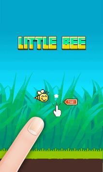 Little Flying Bee poster