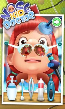 Nose Doctor - Free games poster