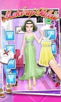 Make-up Salon - girls games screenshot 1