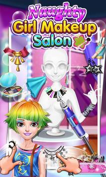 Naughty Girl Makeup Salon apk screenshot