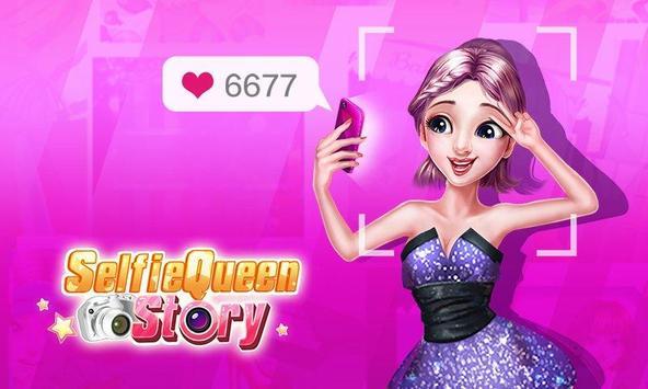 Selfie Queen Social Star Story poster