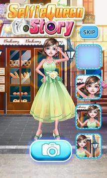 Selfie Queen Social Star Story screenshot 2