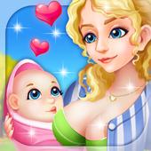 Pregnant Mommy Ambulance icon