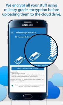 100 GB Free Cloud Drive from Degoo apk screenshot